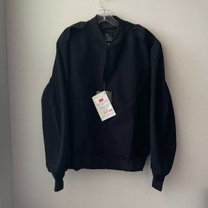 Neptune Garment CO. Men's Zip Jacket- Navy
